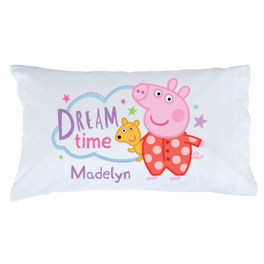 Peppa Pig Dreamtime Pillowcase