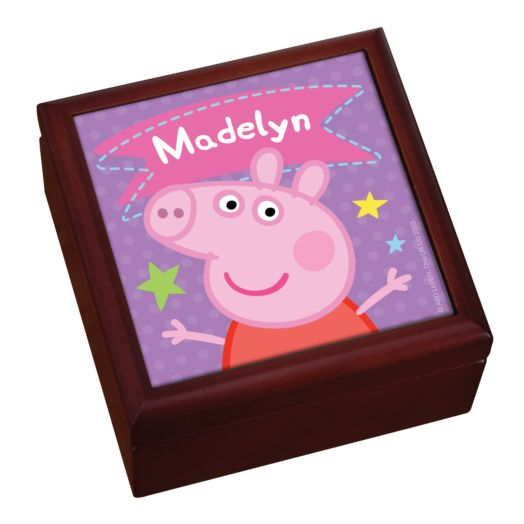 Peppa Pig Super Star Keepsake Box