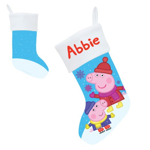 Peppa Pig Winter Fun Stocking