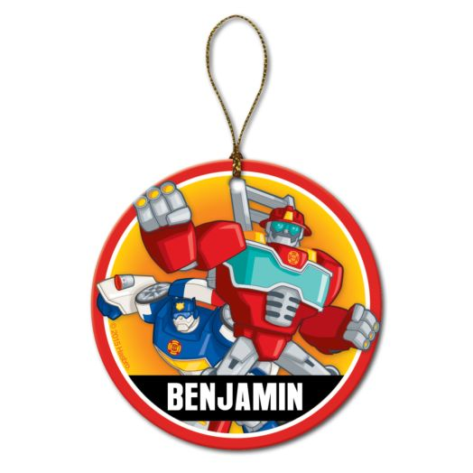 Transformers Rescue Bots Ornament