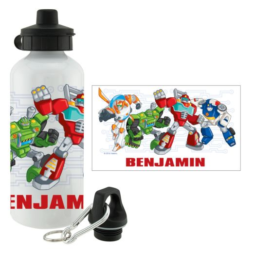 Transformers Rescue Bots Sports Bottle