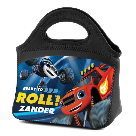 Blaze and the Monster Machines Ready to Roll Lunch Bag