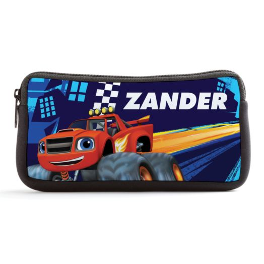 Blaze and the Monster Machines Unstoppable Pencil Case