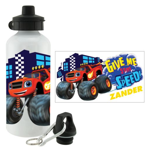 Blaze and the Monster Machines Give Me Some Speed Water Bottle