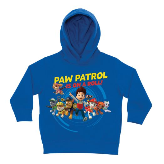 PAW Patrol On a Roll Royal Blue Toddler Hoodie