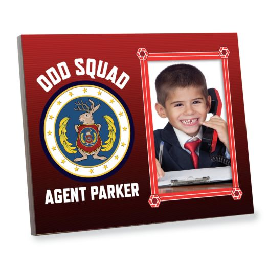 Odd Squad Agent Picture Frame