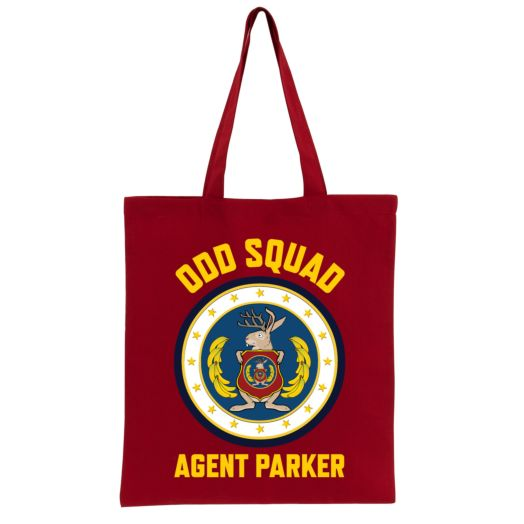 Odd Squad Agent Trick-or-Treat Bag