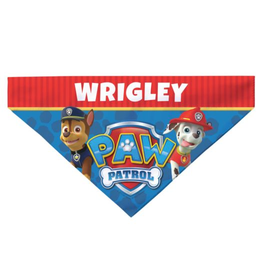 PAW Patrol To the Rescue Pet Bandana