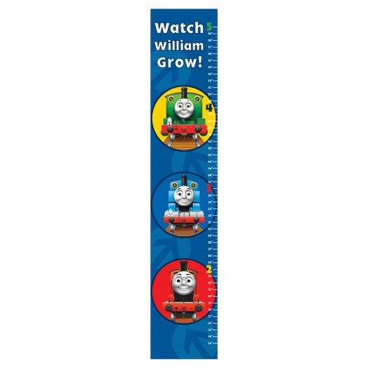 Thomas & Friends Easy-Move Canvas Growth Chart