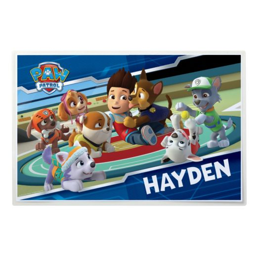PAW Patrol To the Lookout Placemat