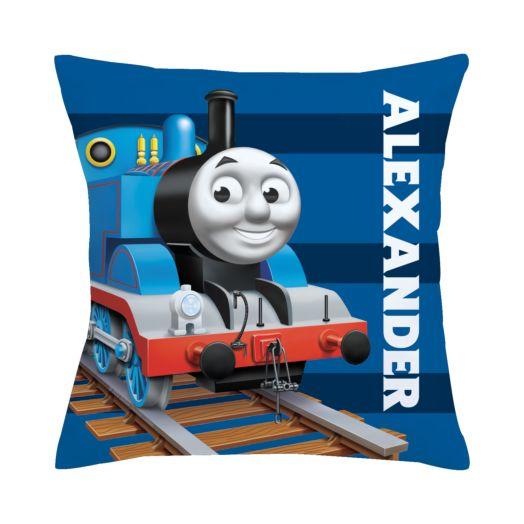 Thomas & Friends No 1 Throw Pillow