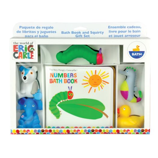 Very Hungry Caterpillar Bath Gift Set