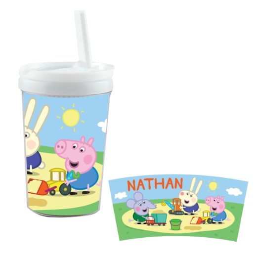 Peppa Pig George and Friends Playtime Sippy Cup