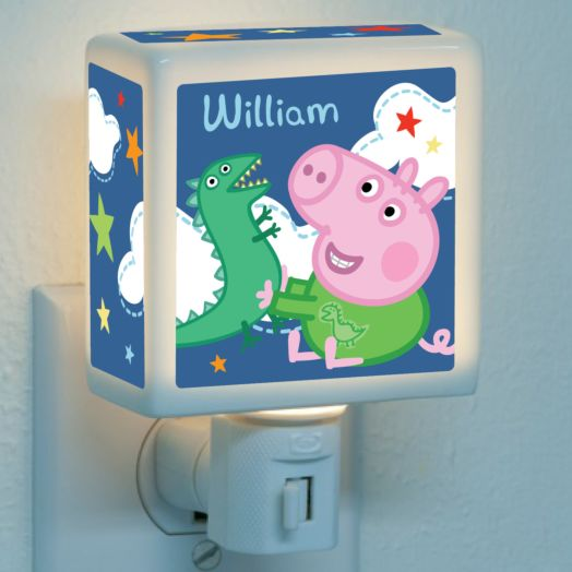 Peppa Pig George Starry Nightlight