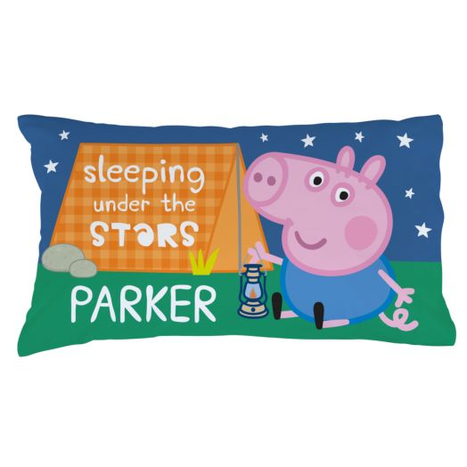Peppa Pig Sleep Under the Stars Pillowcase