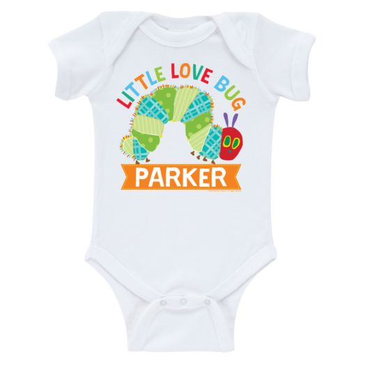 Very Hungry Caterpillar Love Bug Infant Bodysuit