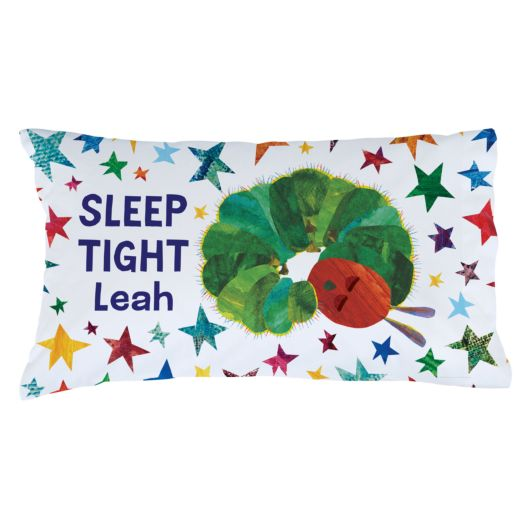 Very Hungry Caterpillar Sleep Tight Light Pillowcase