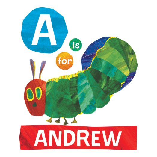 Very Hungry Caterpillar Easy-Move Canvas Decal