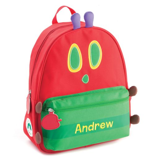 Personalized Very Hungry Caterpillar Backpack