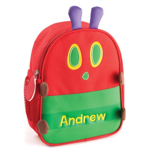 Personalized Very Hungry Caterpillar Lunchbag