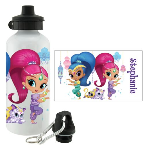 Shimmer and Shine Zahara Zlam Water Bottle