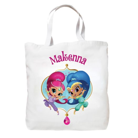 Shimmer and Shine Dazzling Duo Tote Bag