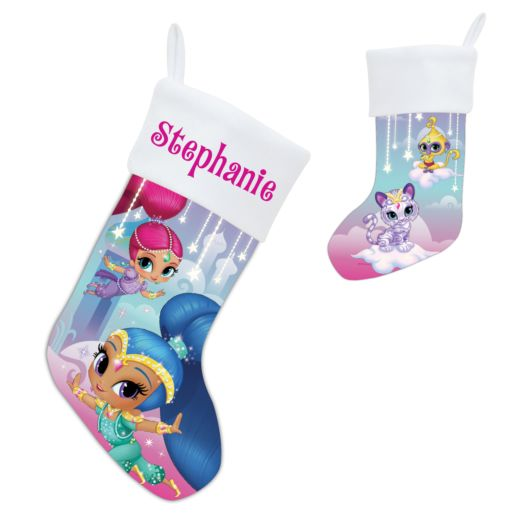 Shimmer and Shine Make a Wish Stocking