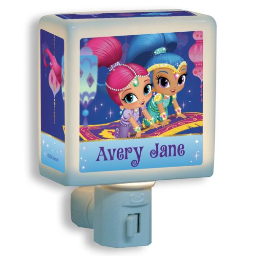 Shimmer and Shine Magic Carpet Nightlight
