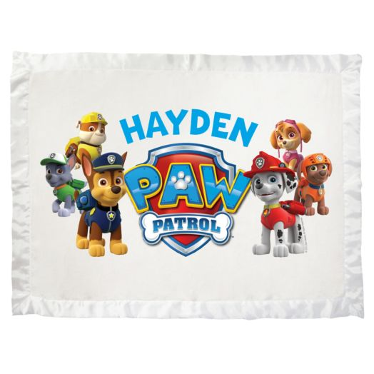 PAW Patrol Puptastic Ultra Soft Baby Blanket