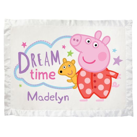 Peppa Pig Dream Time Ultra Soft Baby Blanket