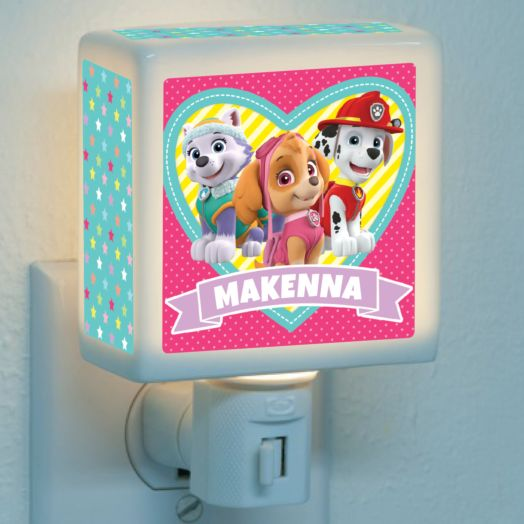 PAW Patrol Lovable Pups Nightlight