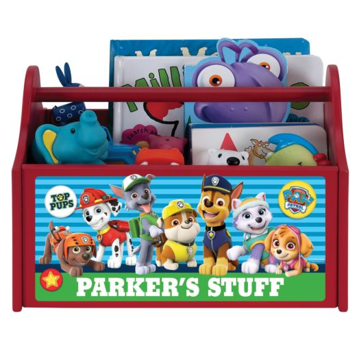 PAW Patrol Puppy Pals Red Toy Caddy