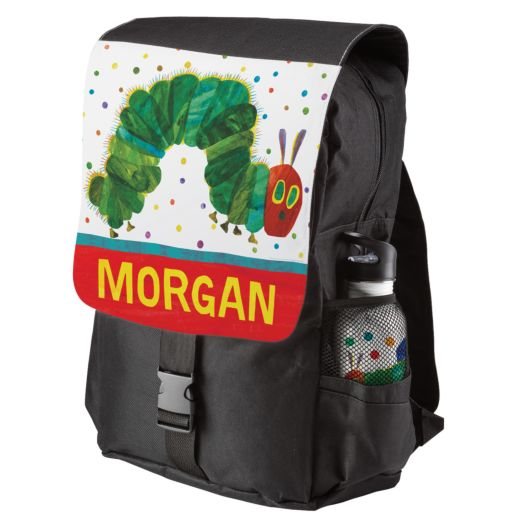 Very Hungry Caterpillar Youth Front Flap Backpack