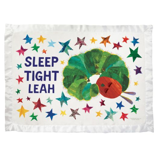 Very Hungry Caterpillar Sleep Tight Baby Blanket