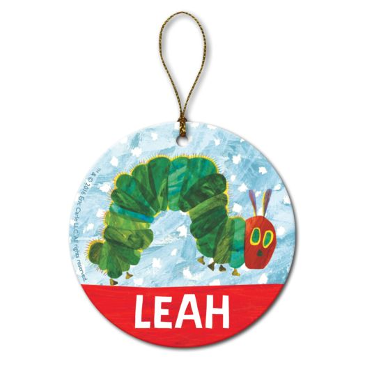 Very Hungry Caterpillar Snowy Day Ornament