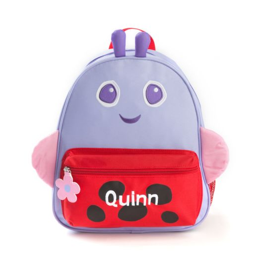 Personalized The Grouchy Ladybug Backpack