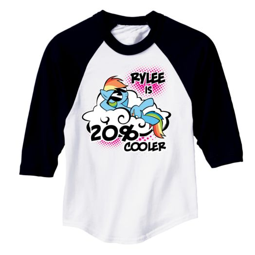 My Little Pony Cooler Sports Jersey