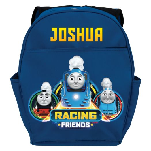 Thomas & Friends Racing Friends Blue Youth Backpack