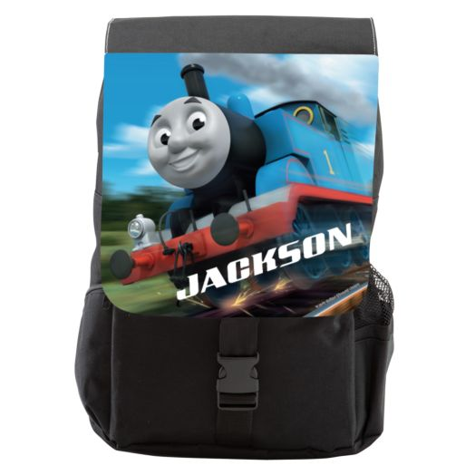 Thomas & Friends Full Steam Ahead Youth Flap Backpack