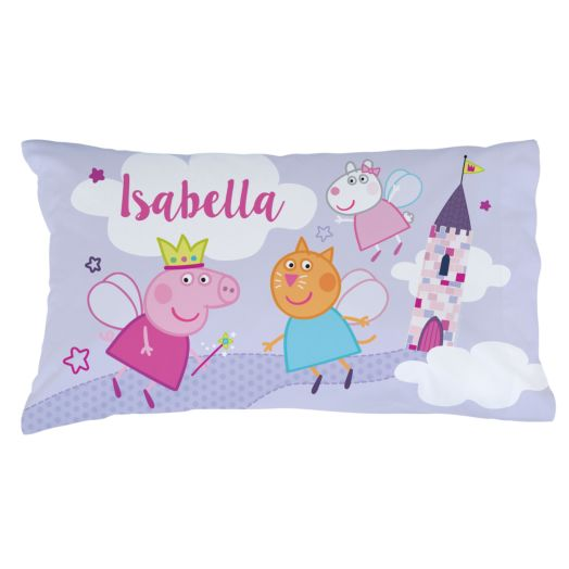 Peppa Pig Castle Pillowcase