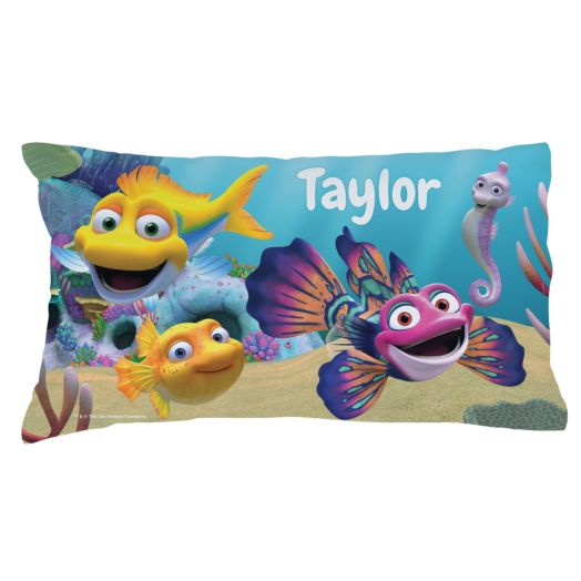 Splash and Bubbles Pillowcase