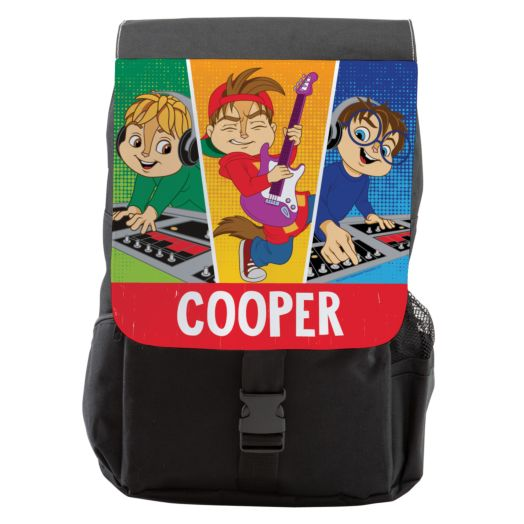 Alvin and the Chipmunks Youth Flap Backpack