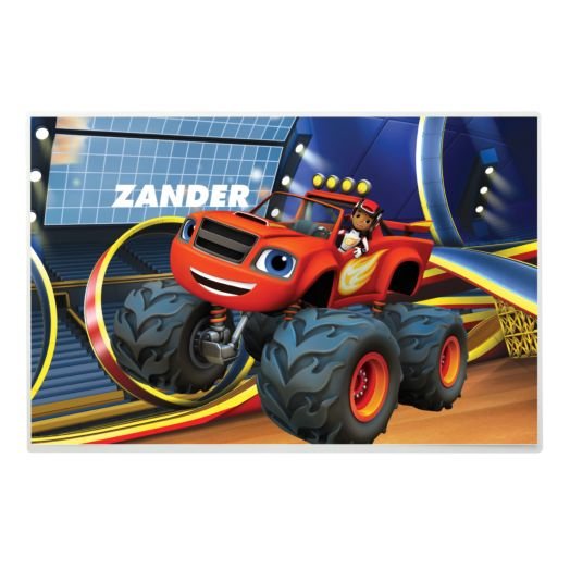 Blaze and the Monster Machines Placemat