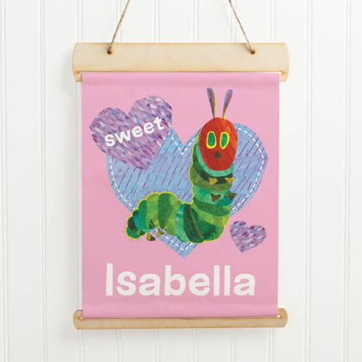 Very Hungry Caterpillar Sweet Hanging Banner
