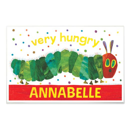 Very Hungry Caterpillar Hungry Placemat