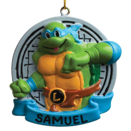 Teenage Mutant Ninja Turtle Ornament - Leonardo