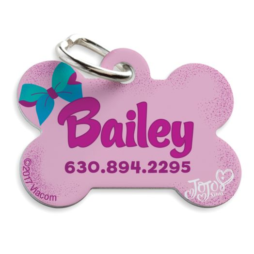 JoJo Siwa Personalized Pet Tag