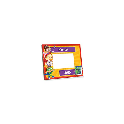Super Why! Super Readers Picture Frame