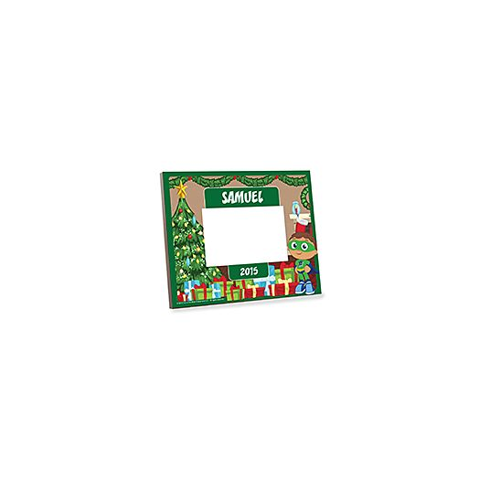 Super Why! Holiday Picture Frame