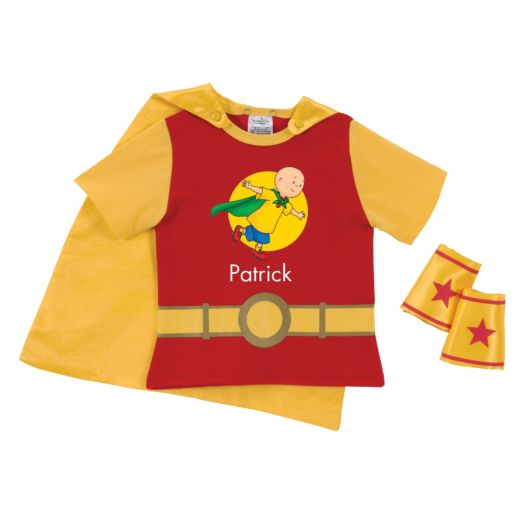 Caillou Cape Red Super T-Shirt